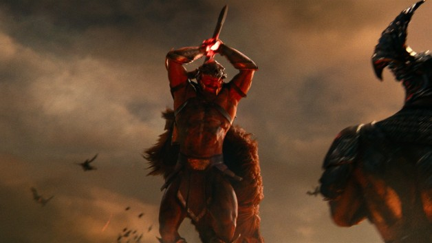 Justice League Ares Zeus Zack Snyder Joss Whedon