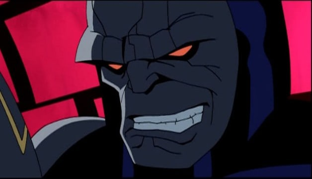 Justice League Young Darkseid Zack Snyder DC