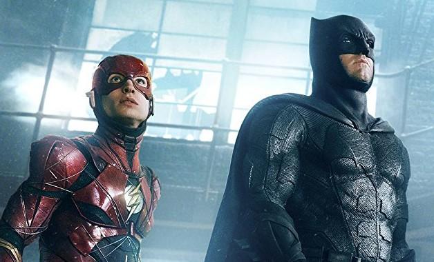Justice League Batman Flash Zack Snyder DC