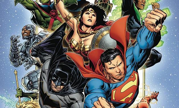 Justice League Superman Rocksteady