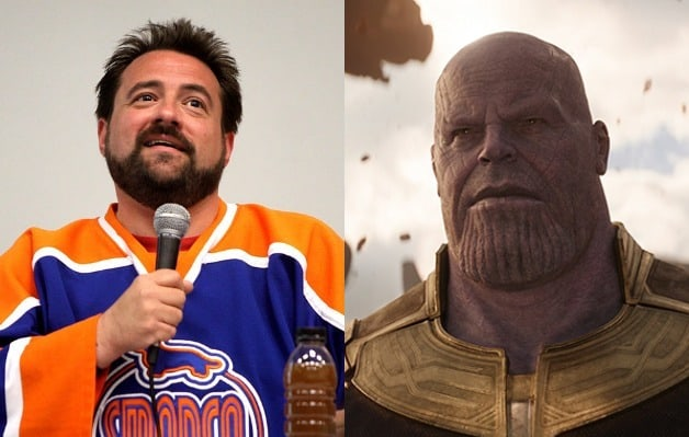 Kevin Smith Avengers 4