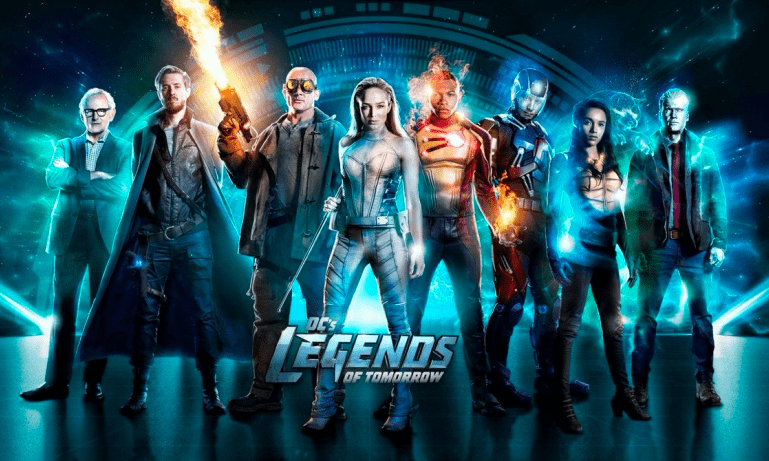 Legend Of Tomorrow Staffel 3