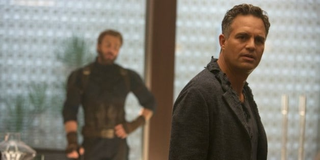 Mark Ruffalo Russo Brothers Avengers Infinity War Marvel