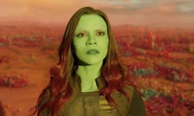 Marvel Avengers Zoe Saldana