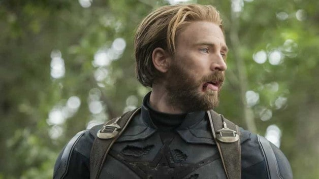 Marvel Chris Evans Avengers 4 Disney Trump