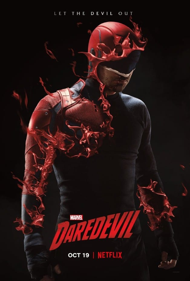 Marvel Daredevil Season 3 Poster