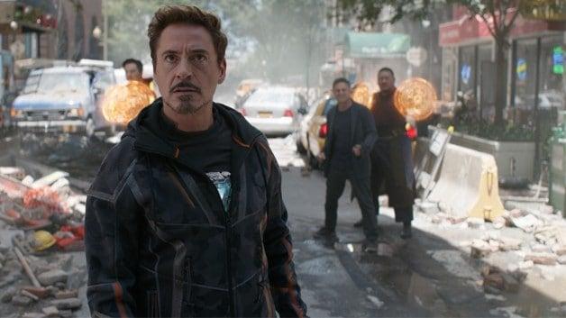 Marvel Robert Downey Jr Avengers