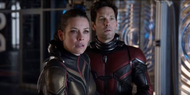 Marvels Ant-Man The Wasp