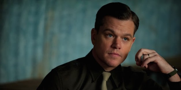 Matt Damon Hollywood