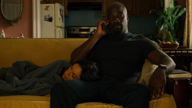 Mike Colter Marvel Netflix Luke Cage Season 2