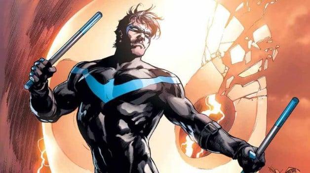 Aaron Taylor-Johnson Captain America Nightwing Avengers Chris Evans Batman