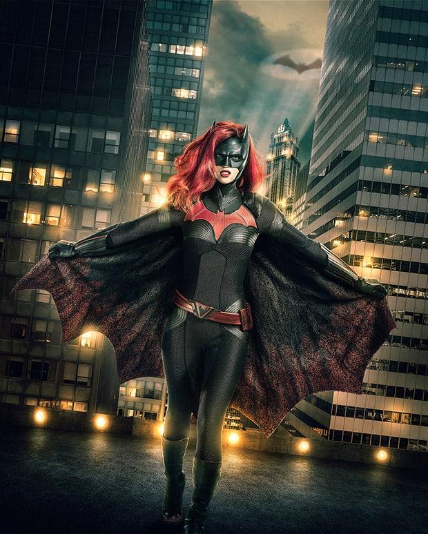 Ruby Rose Kate Kane Batwoman
