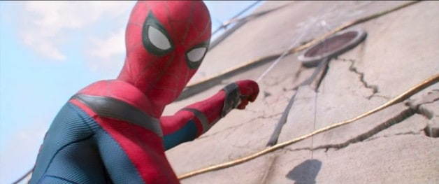 Spider-Man Homecoming Far From Home Marvel Studios