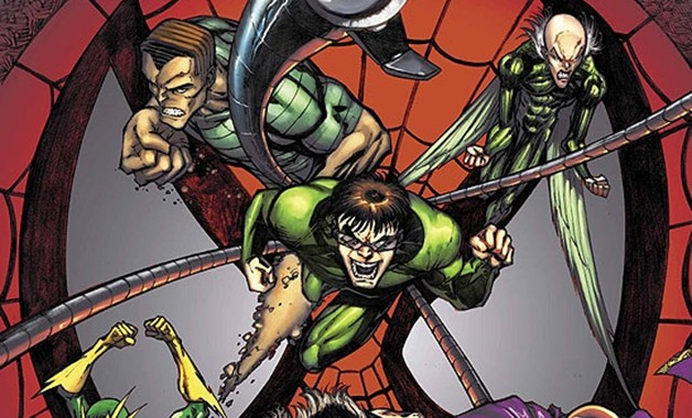 Captain America Spider-Man Sinister Six Drew Goddard Gwen Stacy
