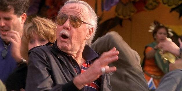 Stan Lee Spider-Man Marvel Comics