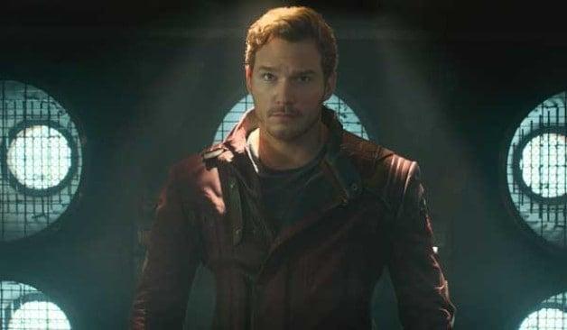 Star Lord Guardians of the Galaxy Chris Pratt Peter Quill Marvel Studios