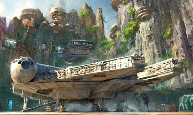 Star Wars: Galaxy's Edge Millennium Falcon Ride Details Teased