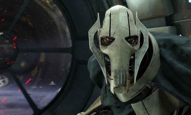 'Star Wars': Leaked Battlefront 2 Image Reveals General Grievous