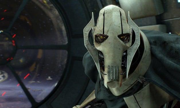 Star Wars Battlefront General Grievous