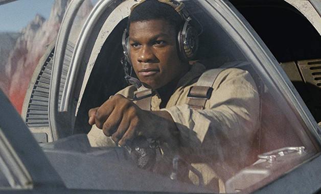 Star Wars The Last Jedi Episode IX Finn John Boyega