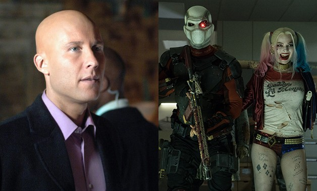 Suicide Squad Michael Rosenbaum James Gunn Smallville DC Comics