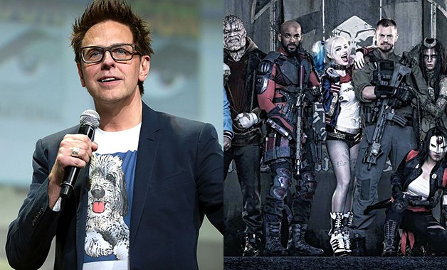 James Gunn Suicide Squad DC Comics Guardians of the Galaxy John Ostrander