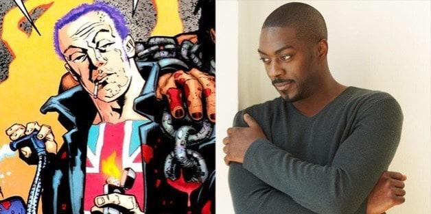 Supergirl David Ajala Manchester Black CW DC