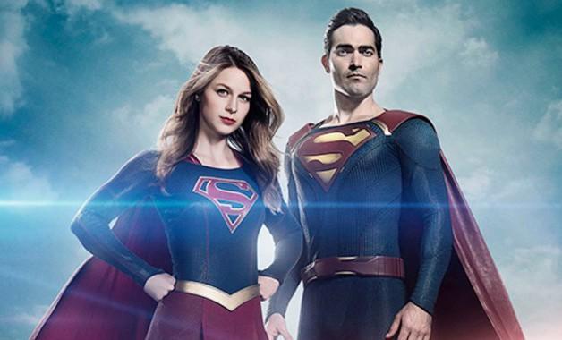 Supergirl Superman Lois Lane CW Arrowverse Elseworld DC Comics