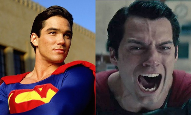 Superman Dead Cain Henry Cavill DC Extended Universe