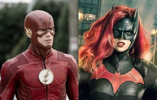 The Flash Batwoman Crisis On Infinite Earths