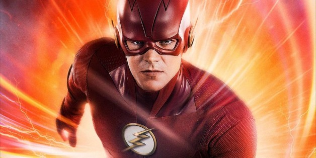 The Flash Season 5 Suit