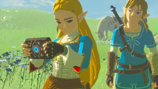 The Legend of Zelda TV Series Castlevania Nintendo