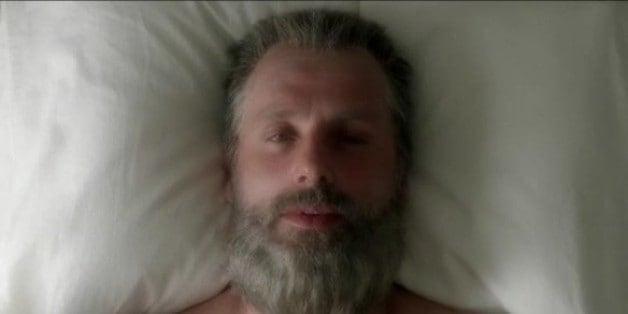 The Walking Dead Khary Payton Andrew Lincoln Rick Grimes AMC