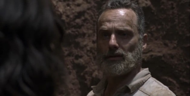 The Walking Dead Rick Grimes Andrew Lincoln AMC What Comes After