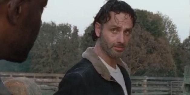 The Walking Dead Rick Grimes Andrew Lincoln Exit Comics