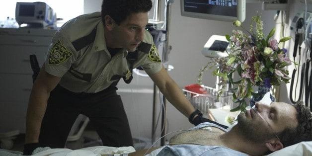 The Walking Dead Rick Grimes Shane Walsh Jon Bernthal Andrew Lincoln