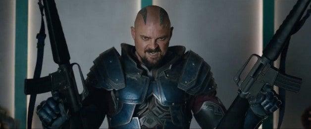 Thor: Ragnarok Karl Urban Deadpool