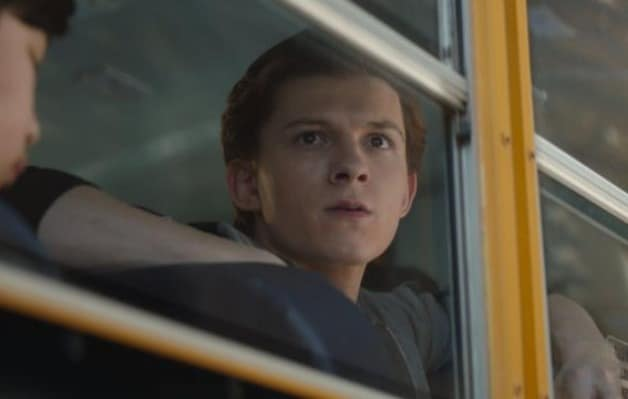 Tom Holland Shows Off New Spider-Man: Far From Home Costume