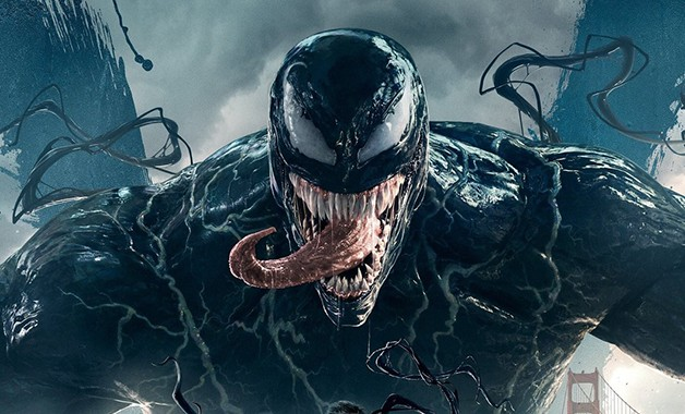 Venom Sony Tom Hardy Marvel Spider-Man Birds of Prey