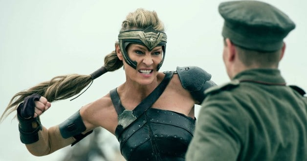 Wonder Woman 1984 Robin Wright DC