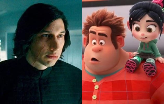 Wreck-It Ralph 2 Kylo Ren Star Wars