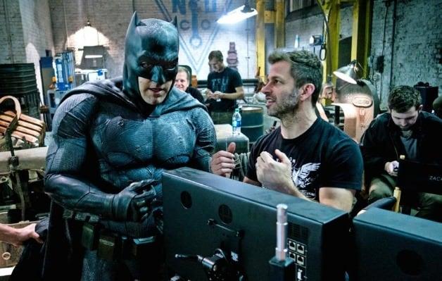 Zack Snyder DC