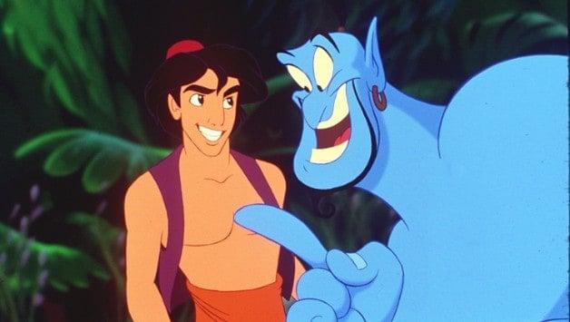 Aladdin Disney Will Smith