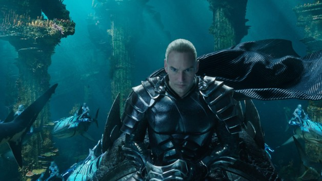 Aquaman Patrick Wilson