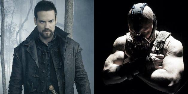 Bane Gotham Shane West