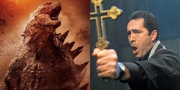 Demián Bichir Godzilla vs. Kong Nun Demian