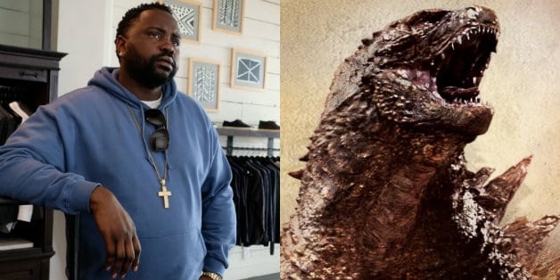 Brian Tyree Henry Millie Bobby Brown Godzilla vs. Kong