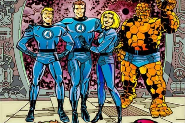 Fantastic Four MCU Peyton Reed