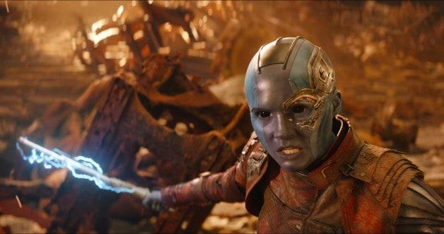 Avengers Nebula Karen Gillan