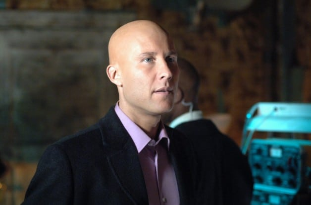 Smallville Lex Luthor Michael Rossenbaum